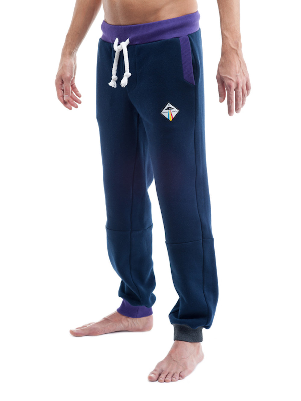 Serpens Sweatpants (Navy Blue) - Okuaku