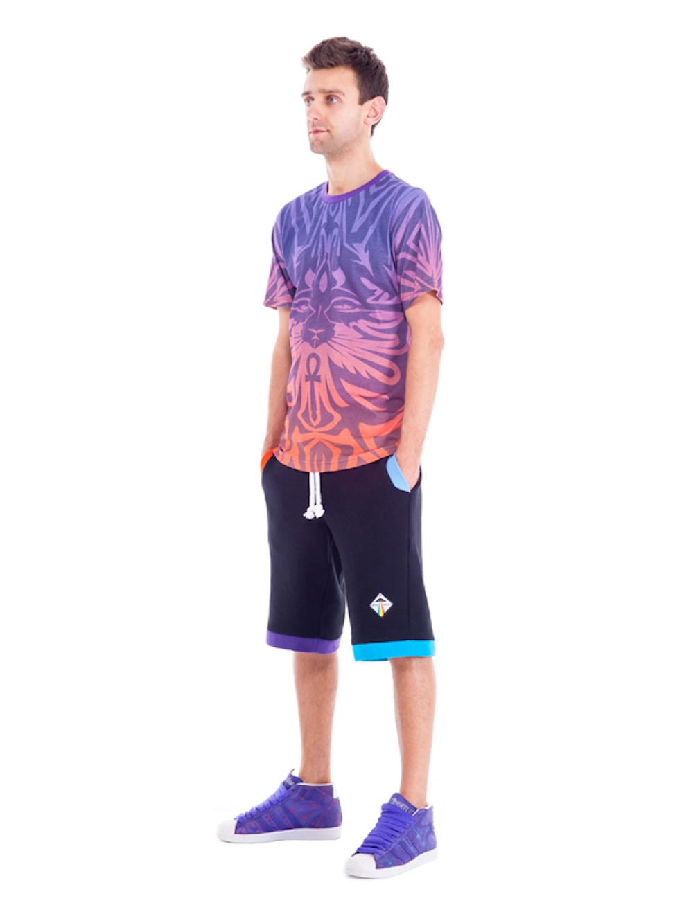 Serpens Shorts (Black) - Okuaku