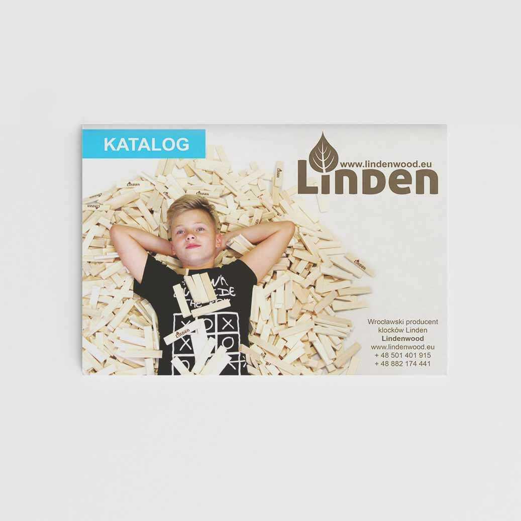 Katalog z produktami i inspiracjami Linden - Klocki Linden   JestemSlow.pl