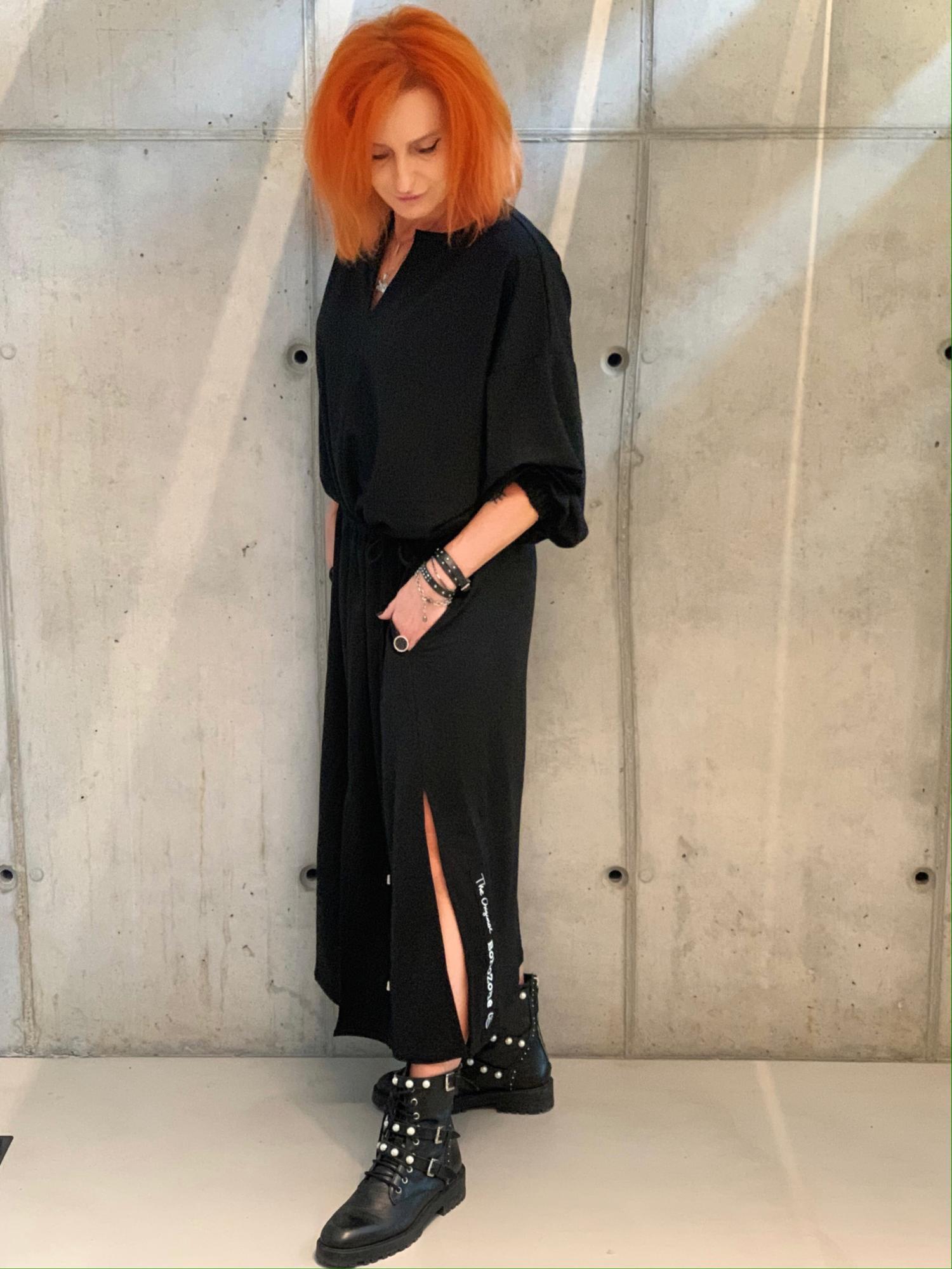 Black Power - sukienka - BohoZone | JestemSlow.pl