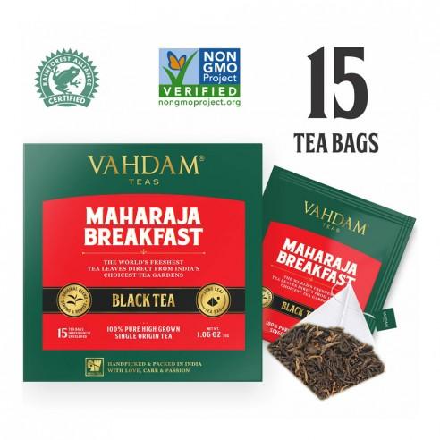 Maharaja Breakfast Black Tea - Republika Smaków Sp. z o.o.   JestemSlow.pl