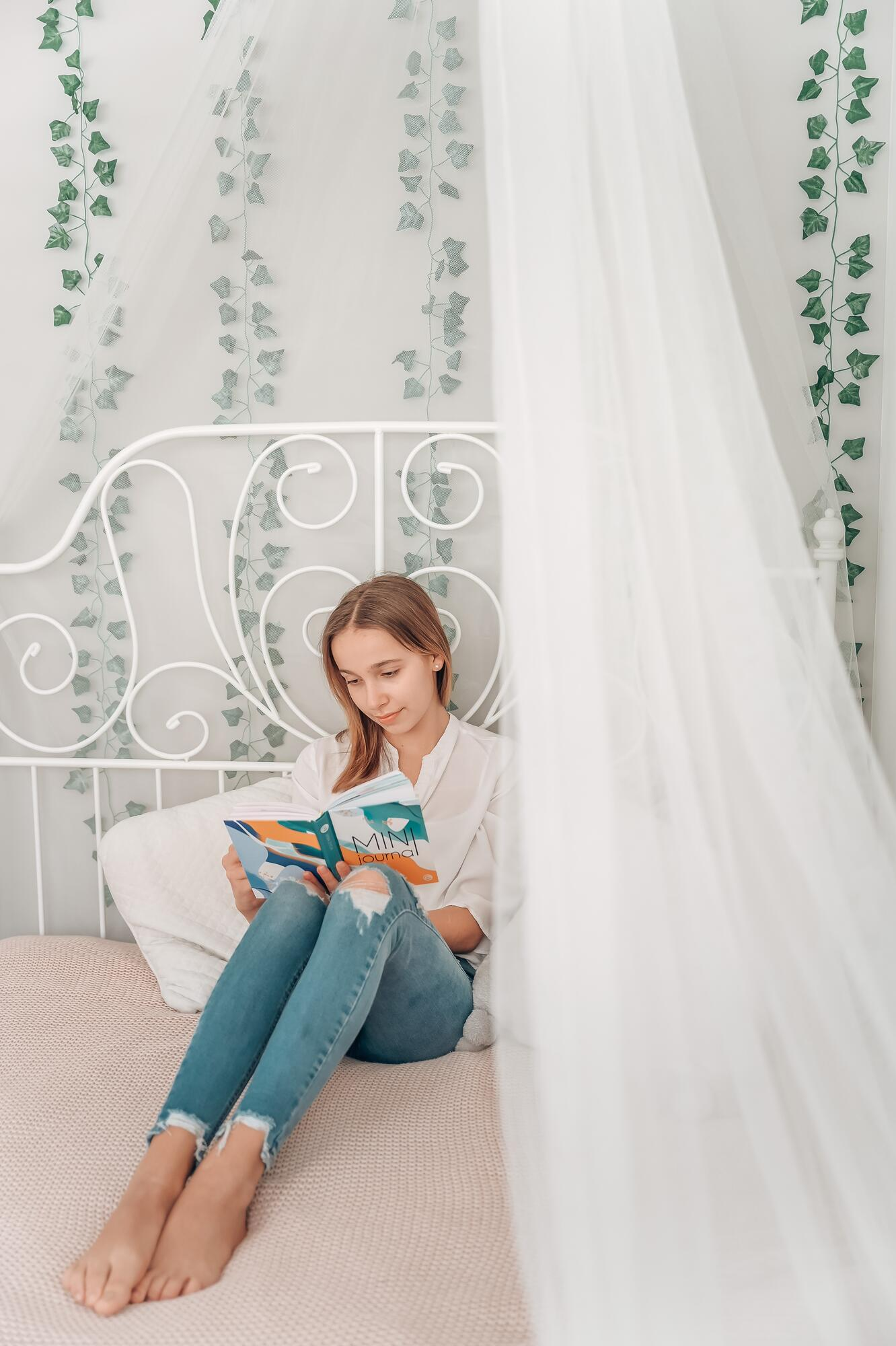 Mini Journal - dziennik rozwoju dla dzieci i nastolatków - SFERA ŻYCIA   JestemSlow.pl
