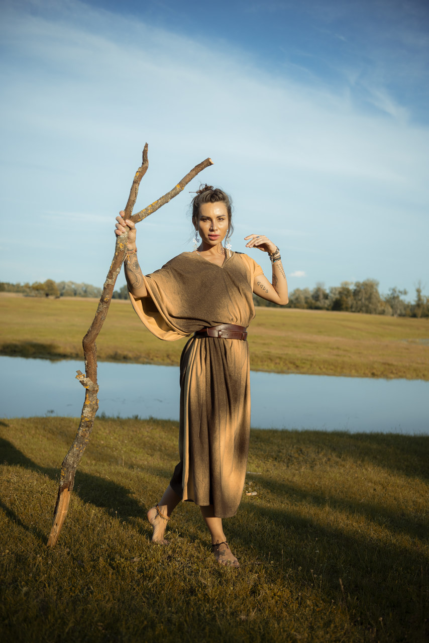 Sukienka Ćma - Agi Jensen Design