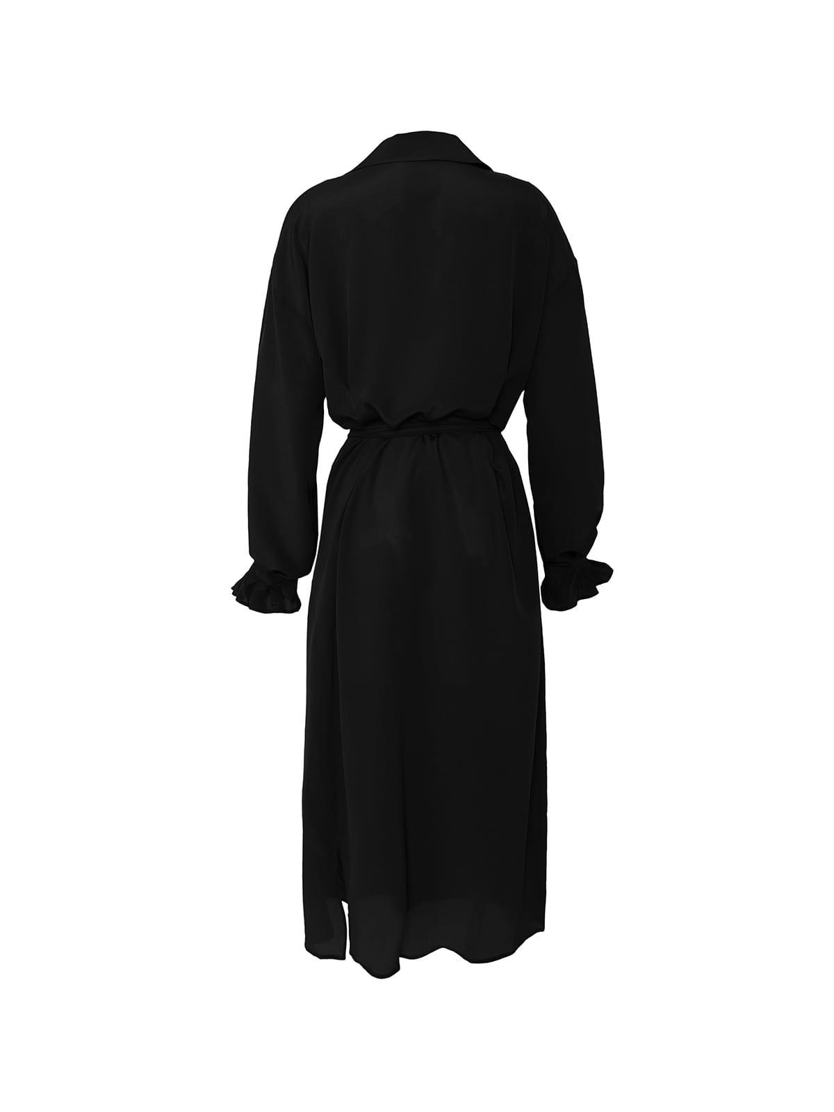Sukienka Black Belt - DILIGENT