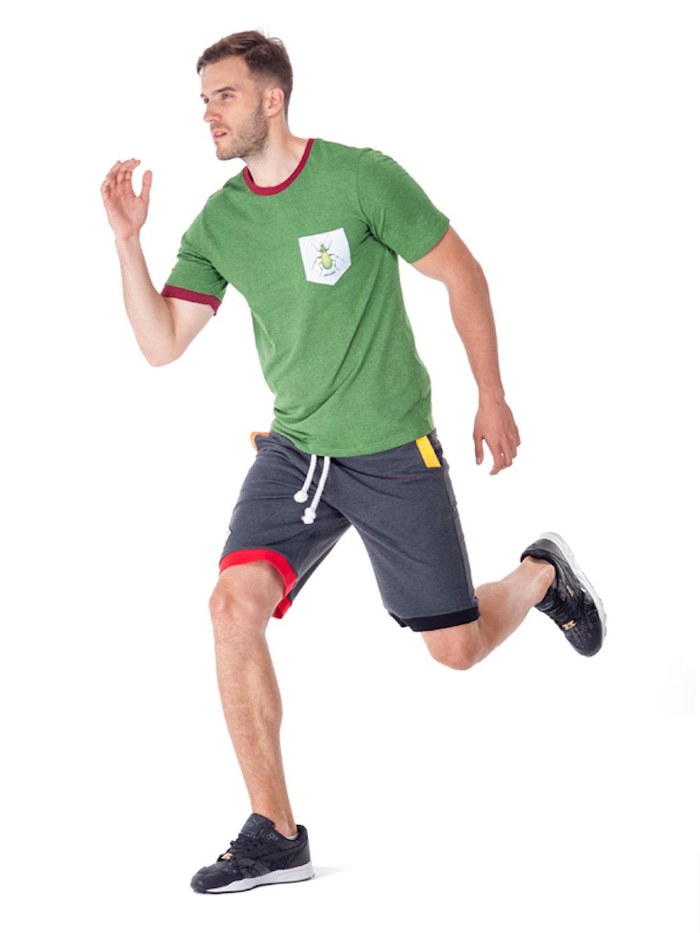 Serpens Shorts  (Graphite) - Okuaku