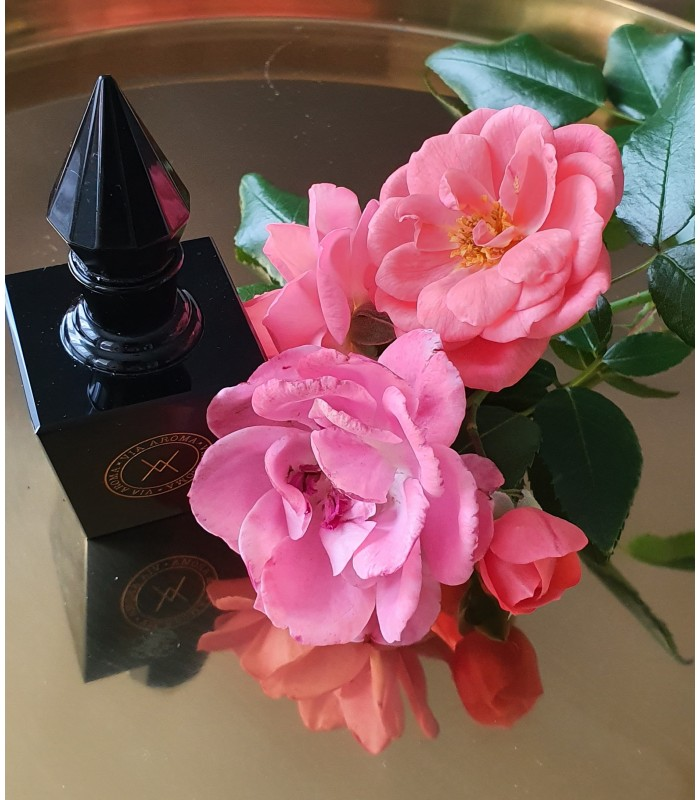 Olejek z Róży Damasceńskiej - ViaAroma | JestemSlow.pl
