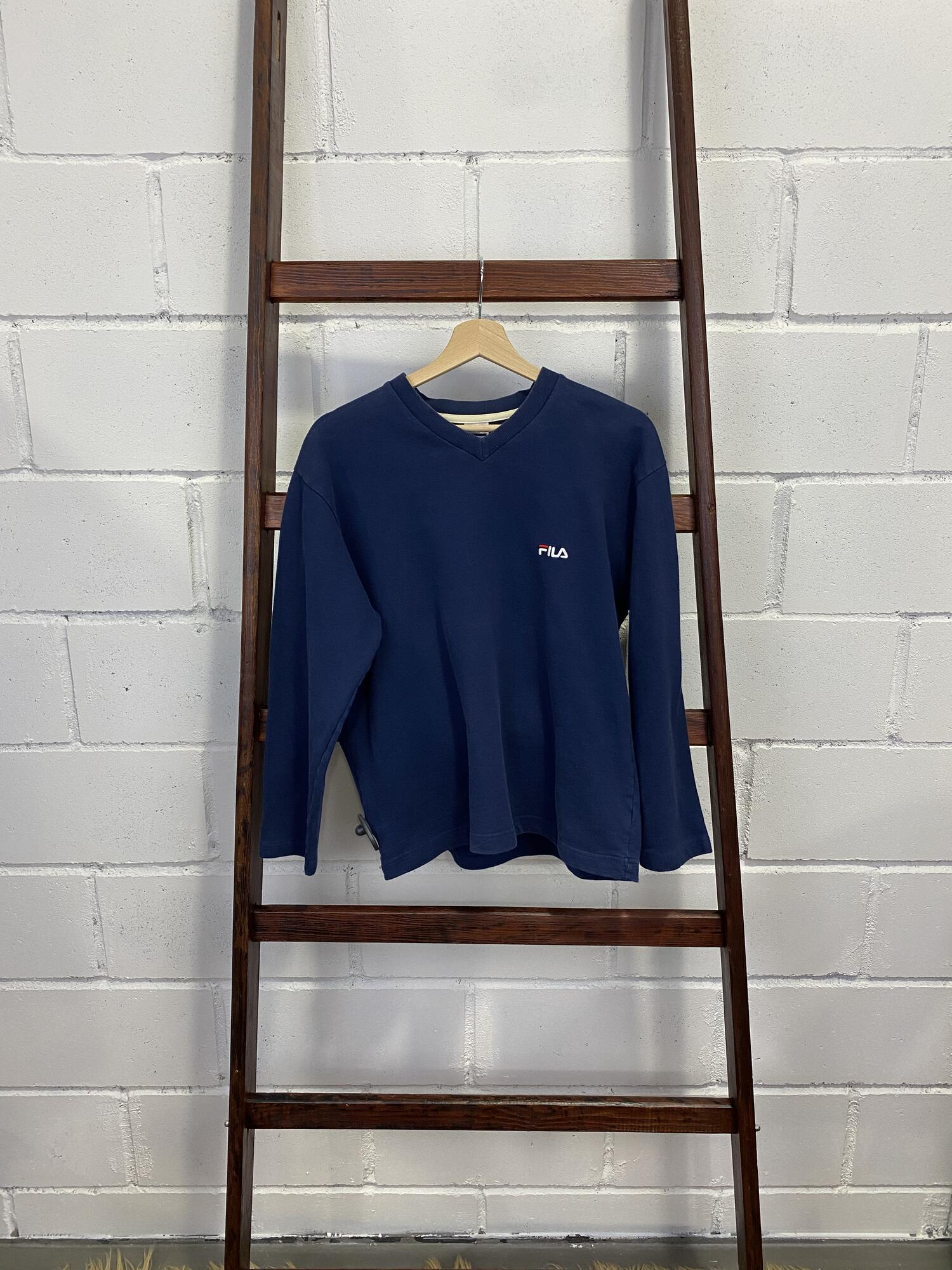 Bluza granatowa FILA - Vintage Store | JestemSlow.pl