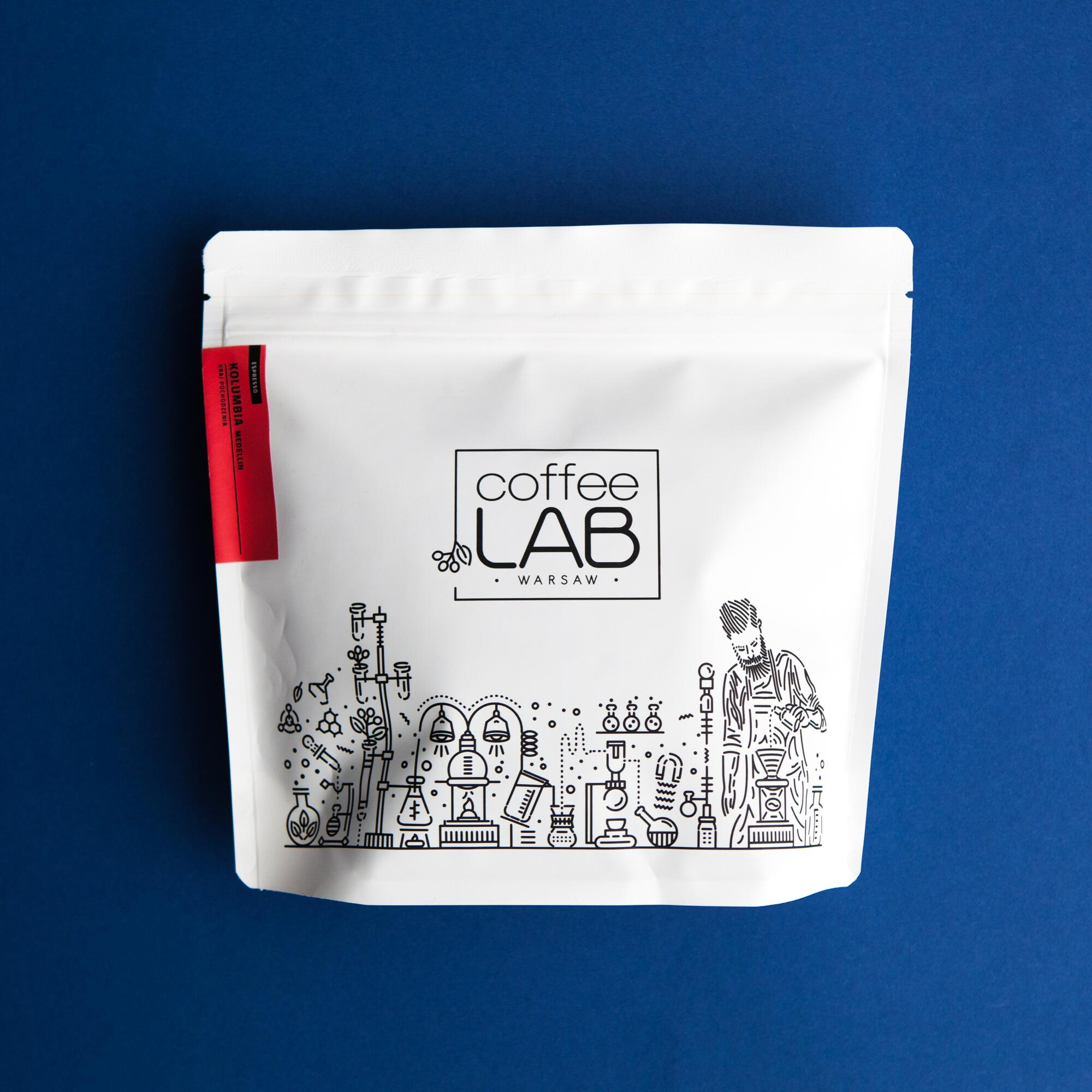 Coffeelab Kolumbia Medelin 250g - Coffee Gang | JestemSlow.pl