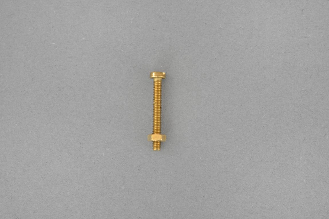 Skórzany uchwyt meblowy Lade Li #7 wiśniowy 15 mm - Steil