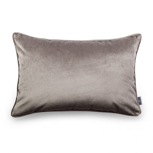 Poduszka dekoracyjna Grey Velvet 40x60 cm - We Love Candles&We Love Beds | JestemSlow.pl