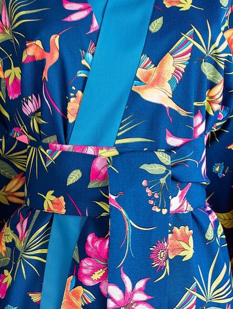 Kimono Tama Kolibry II - KIKIMONO | JestemSlow.pl