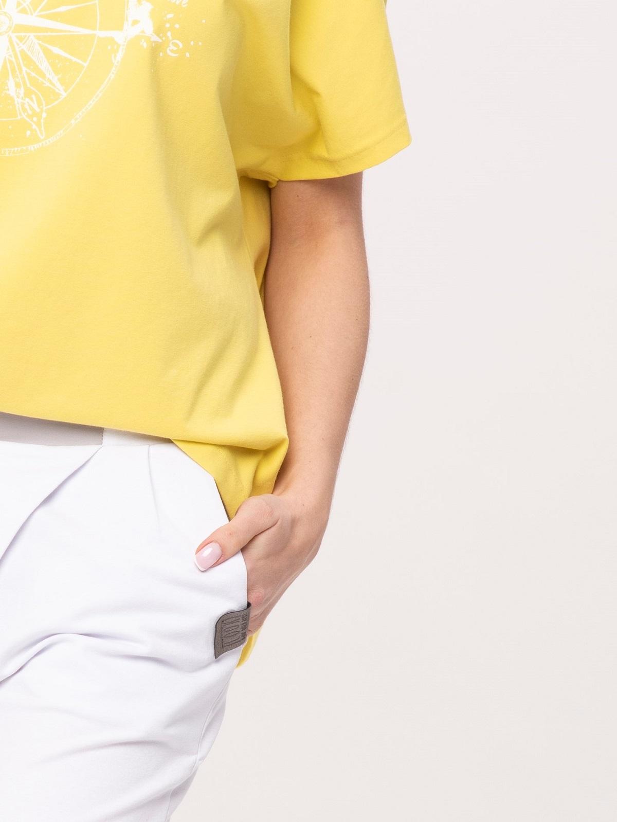 T-shirt z nadrukiem Inca Look 114 - LOOK made with Love   JestemSlow.pl