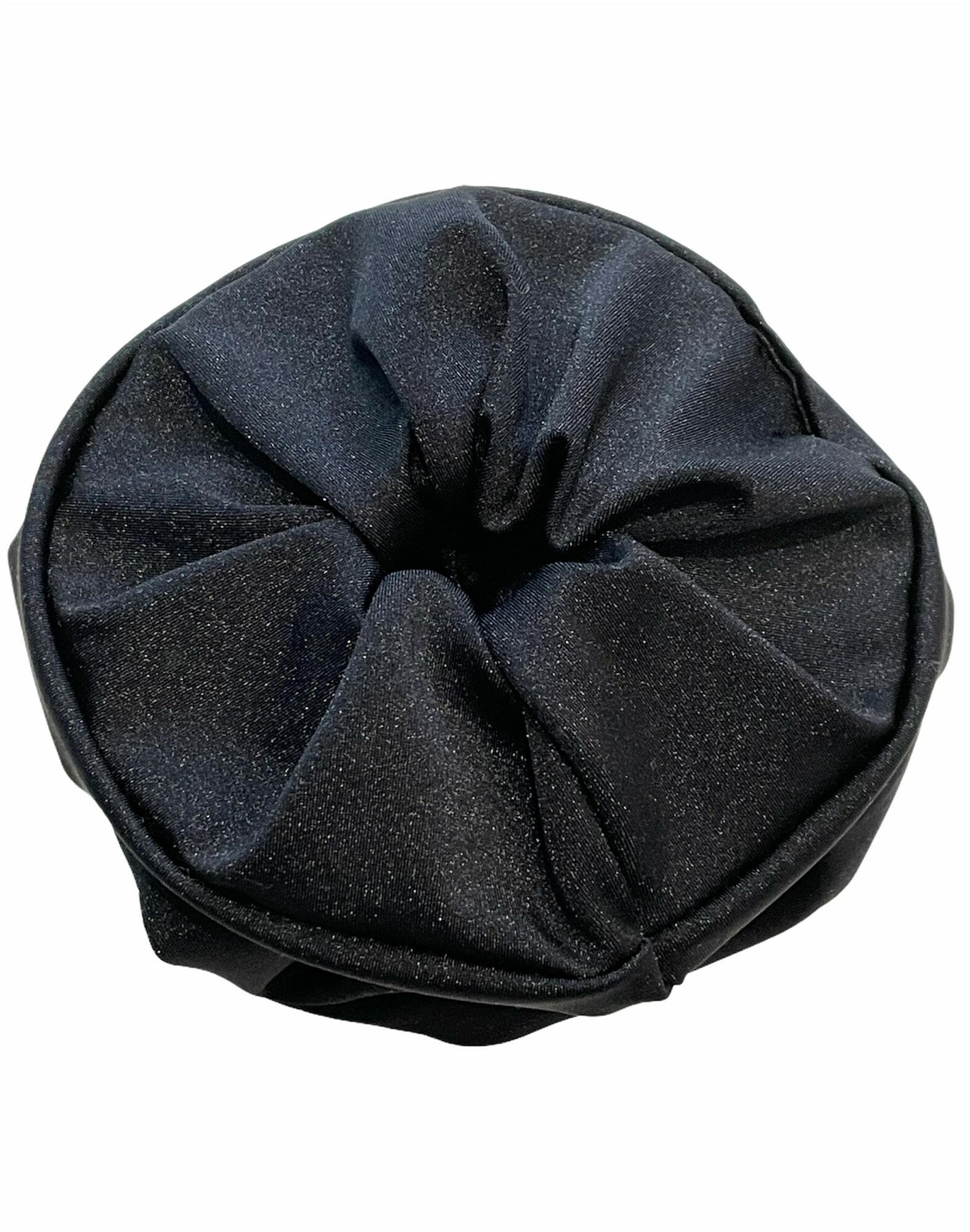 ELASTYCZNE SCRUNCHIE METEORITE BLACK - La Luna Wear   JestemSlow.pl