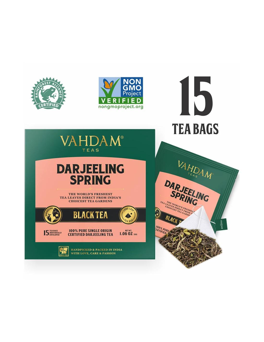 Darjeeling Spring Black Tea - Republika Smaków Sp. z o.o.