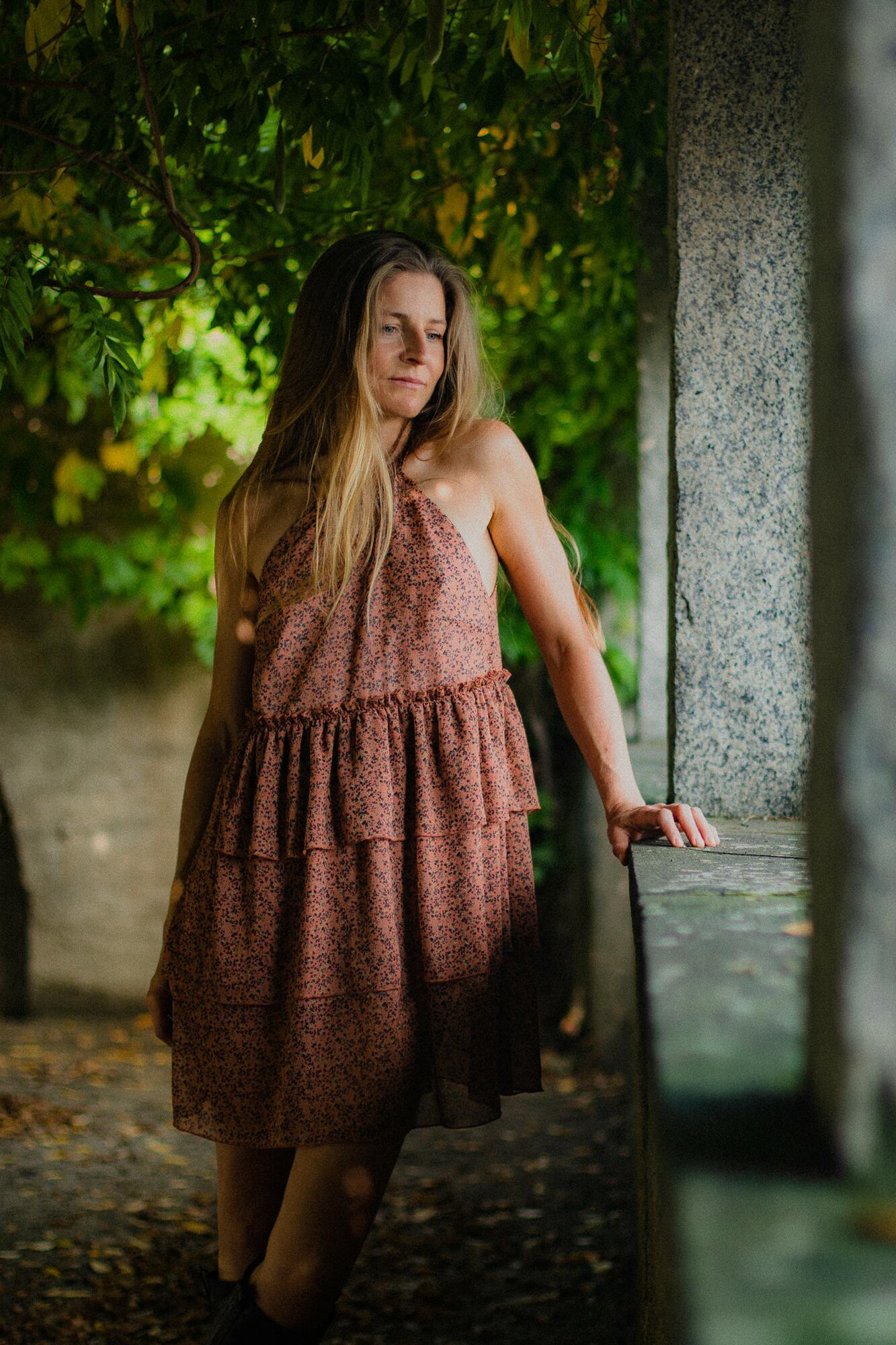 Sukienka Dappled - Renegade   JestemSlow.pl