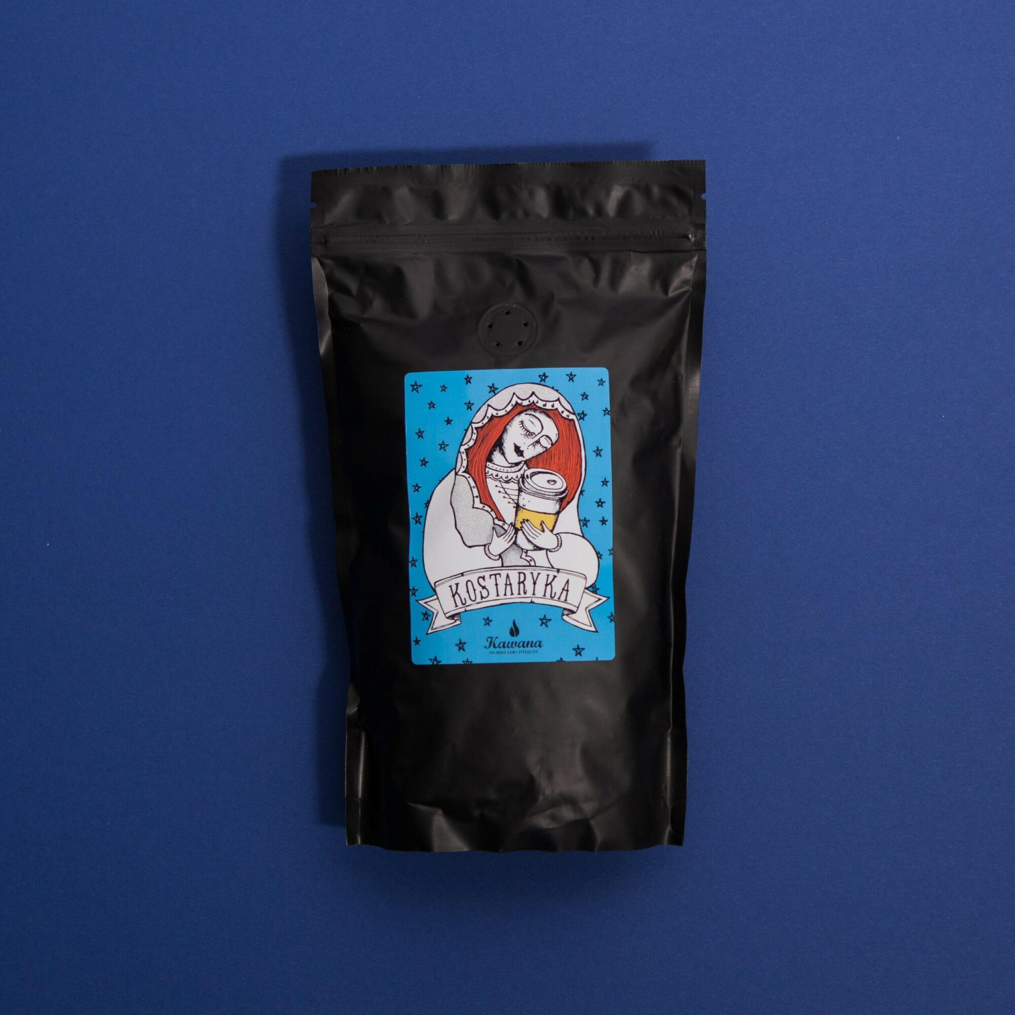 Kawana Kostaryka, La Pastora 250g - Coffee Gang | JestemSlow.pl