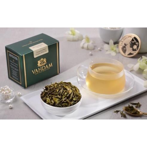 Darjeeling Pearl White Tea - Republika Smaków Sp. z o.o.   JestemSlow.pl