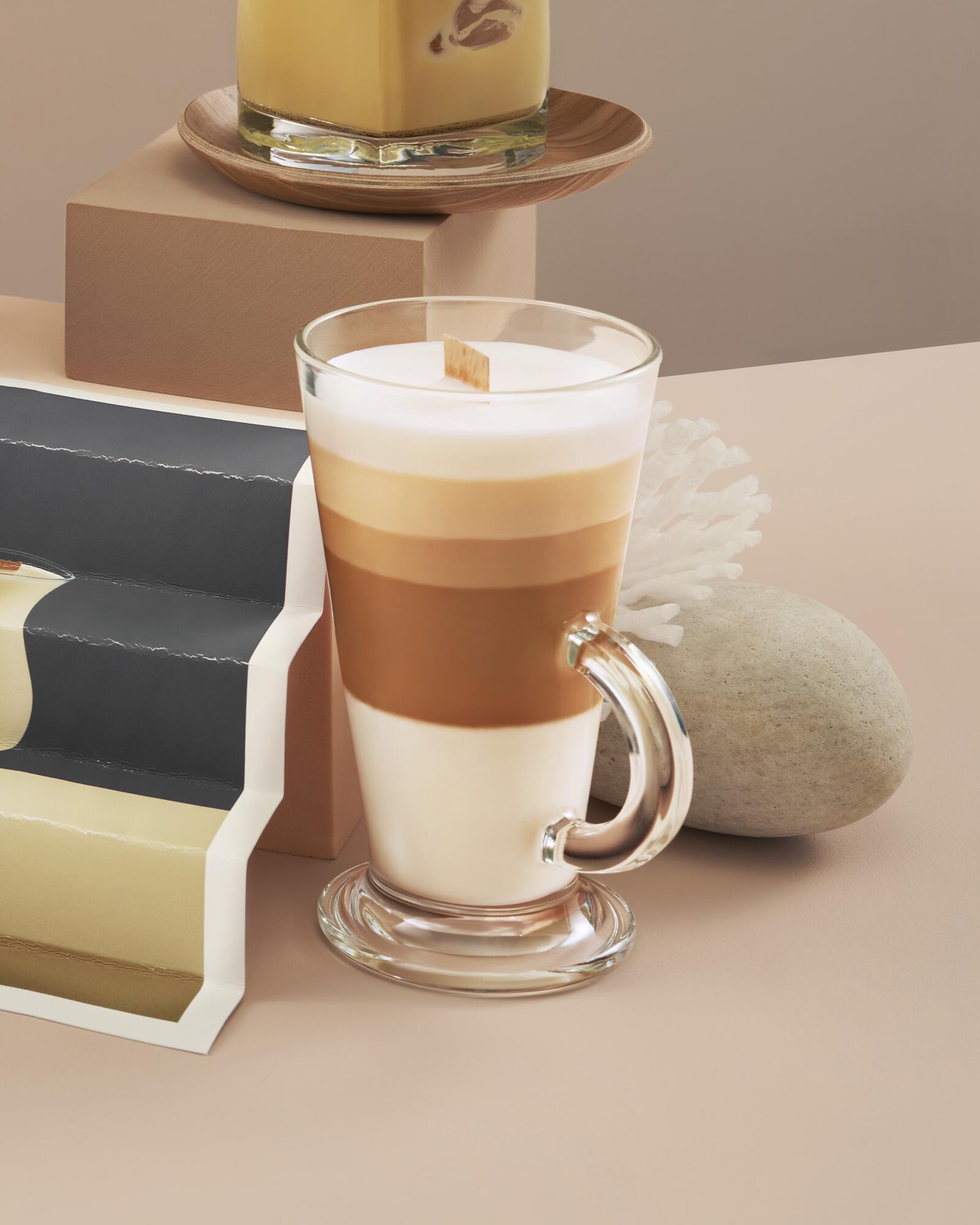 Caffe Latte - Candles Warsaw | JestemSlow.pl