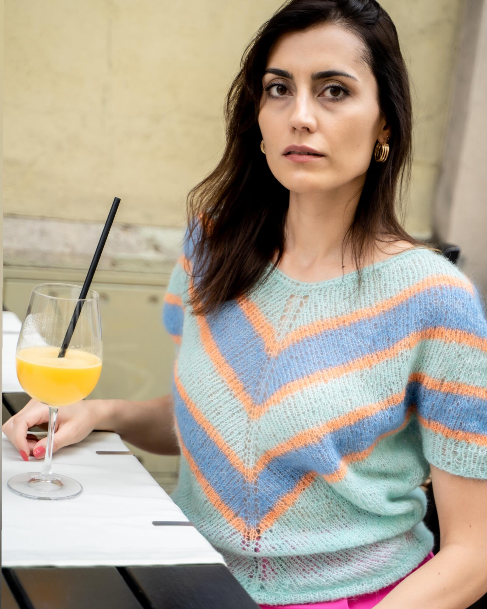 Sweterek PUNTA CANA - SYLVIA DARA SYLWIA DYDA | JestemSlow.pl
