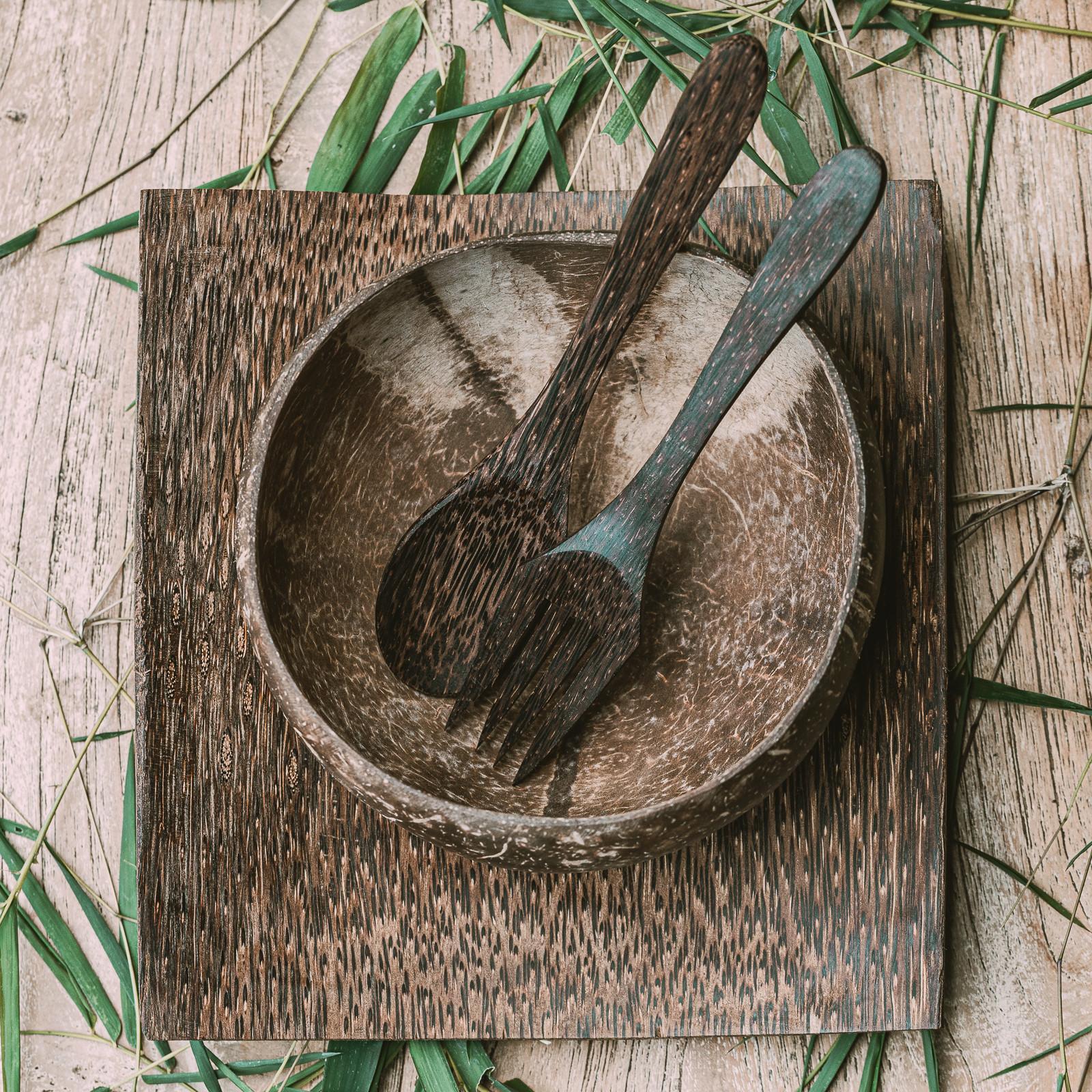"""Kokosowy zestaw """"Kecil"""" - COCOBAMBOO"""