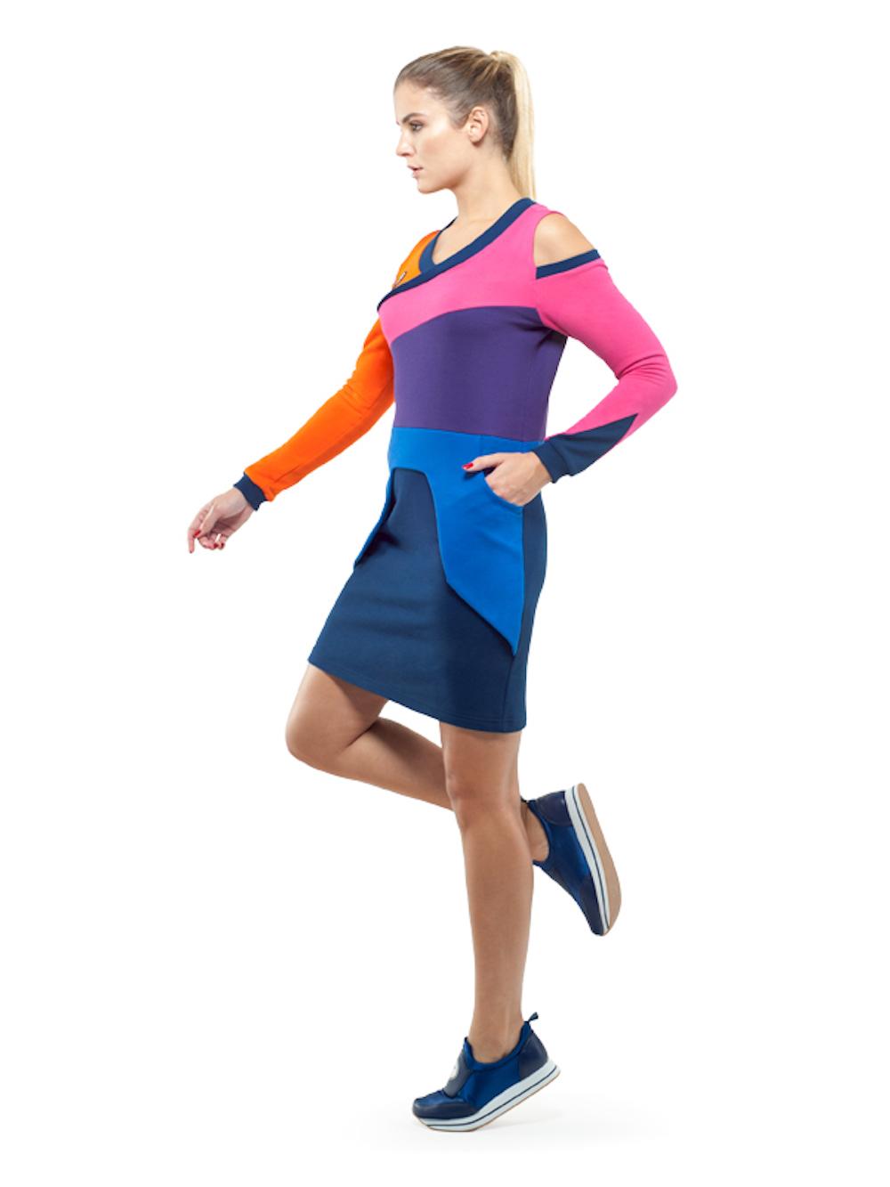 Musca Dress (Colour) - Okuaku