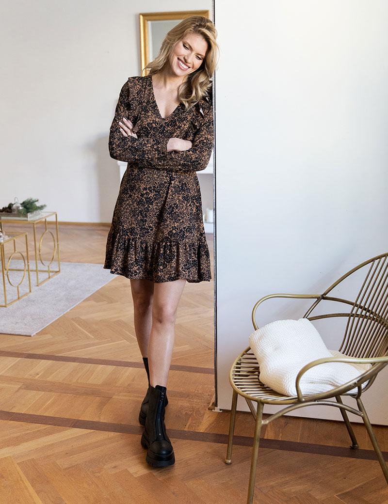 Sukienka Monica Brown - Loli-Pop | JestemSlow.pl