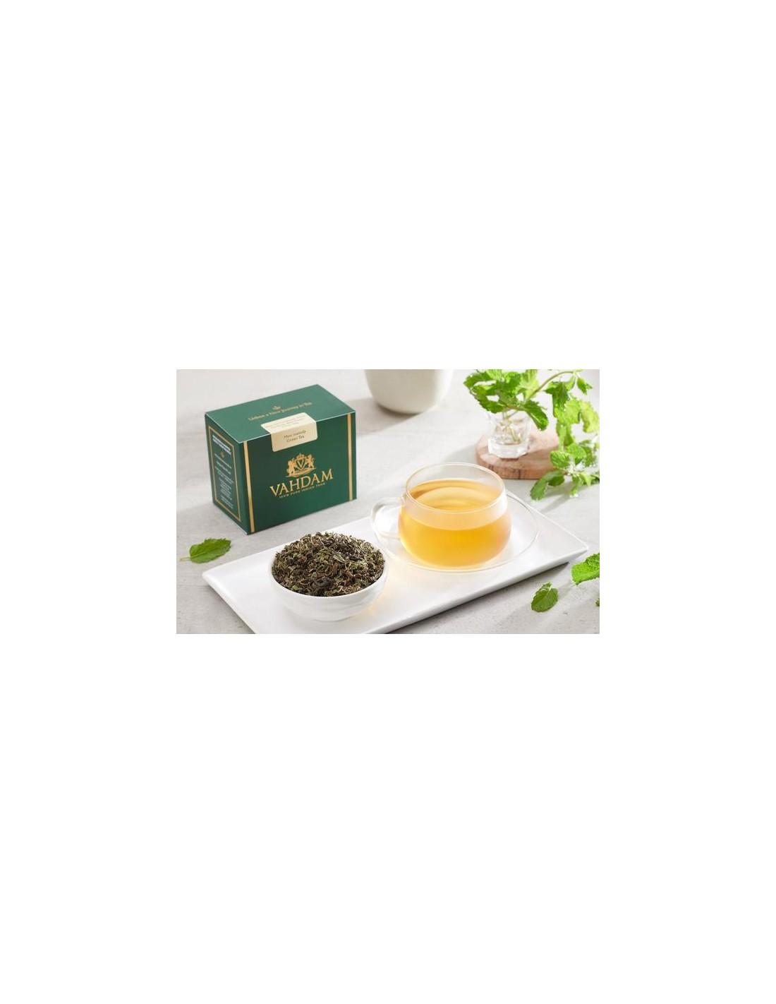Mint Melody Green Tea - Republika Smaków Sp. z o.o.