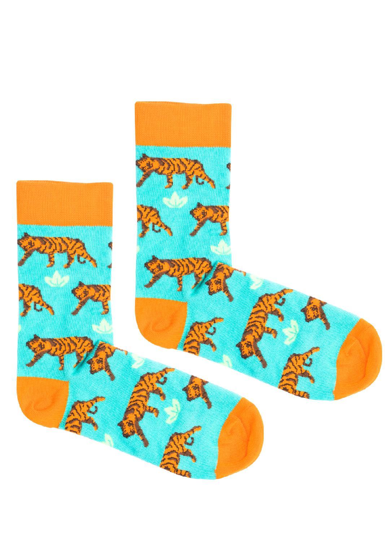 Skarpetki A czy tygrysy lubią irysy - KABAK