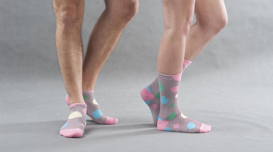 Kolorowe stopki - Włókniarzy 23m3 - Takapara | JestemSlow.pl