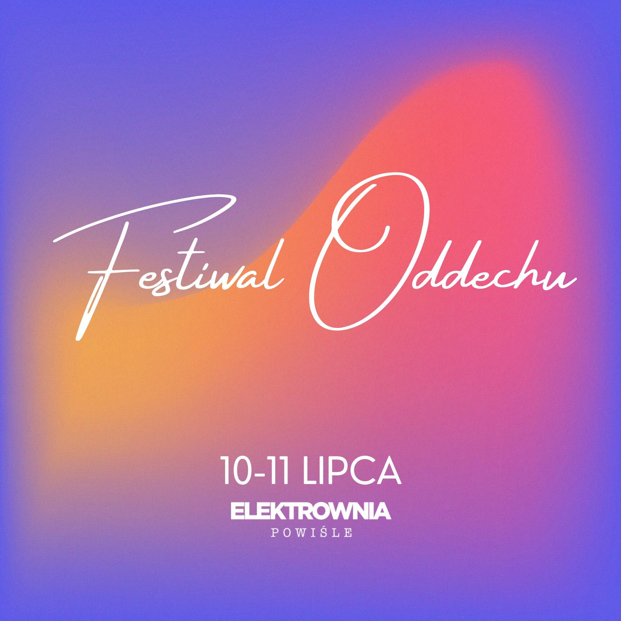 Bilet na Stretch & Release Festiwal Oddechu #1 - Festiwal Oddechu   JestemSlow.pl