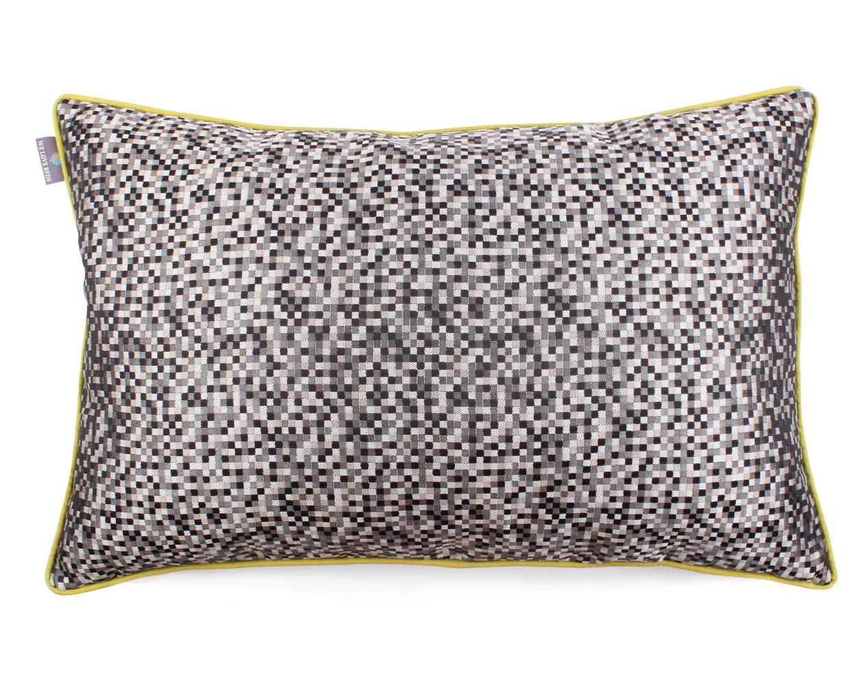 Poduszka dekoracyjna Mosaic 40x60 cm - We Love Candles&We Love Beds