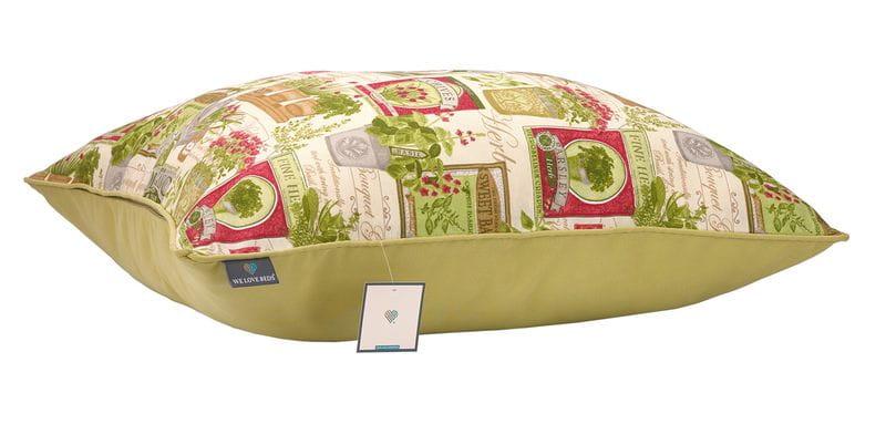 Poduszka dekoracyjna Herbs 60x60 cm - We Love Candles&We Love Beds