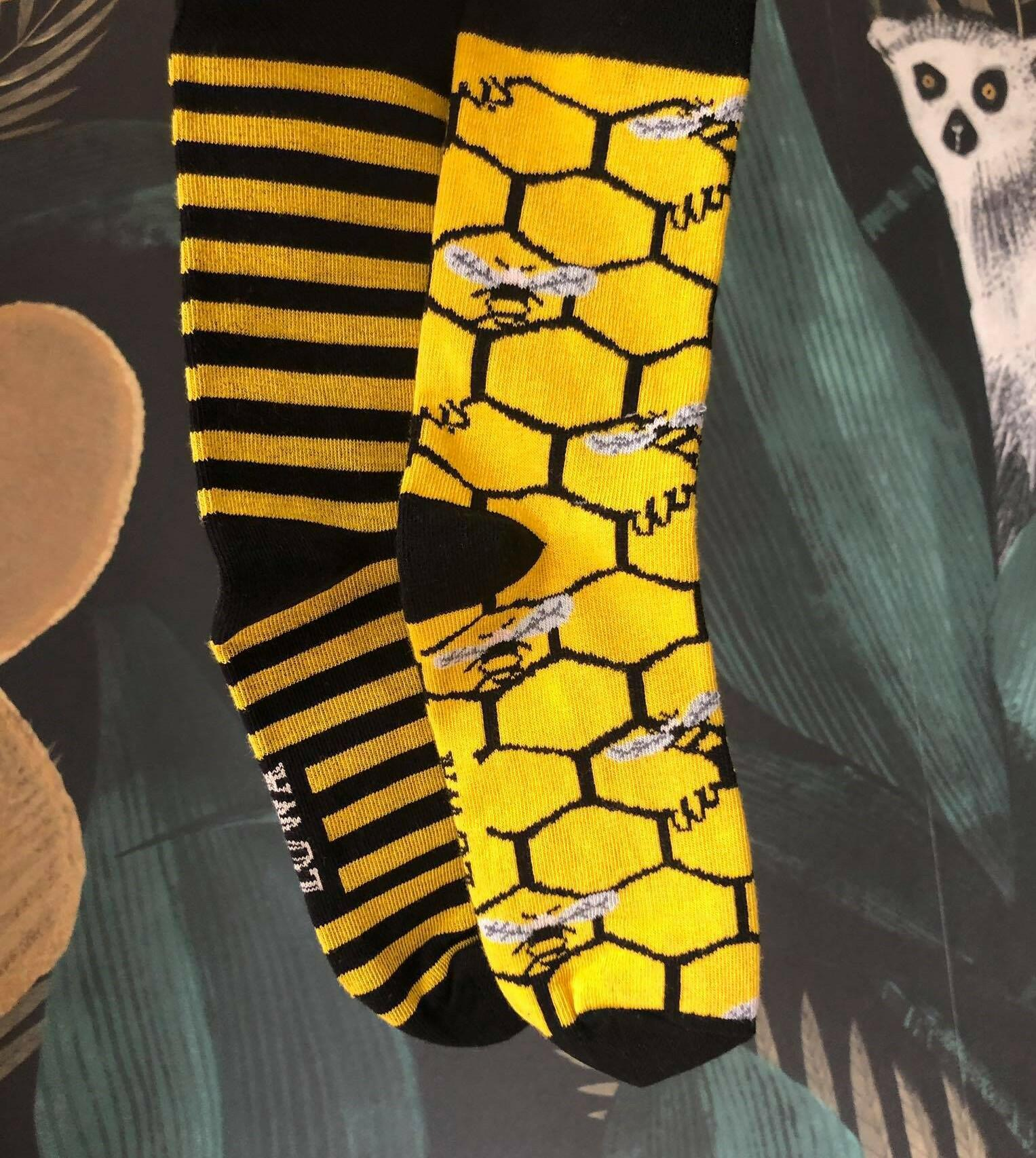 YELLOW BEE NO.35 - HESE | JestemSlow.pl