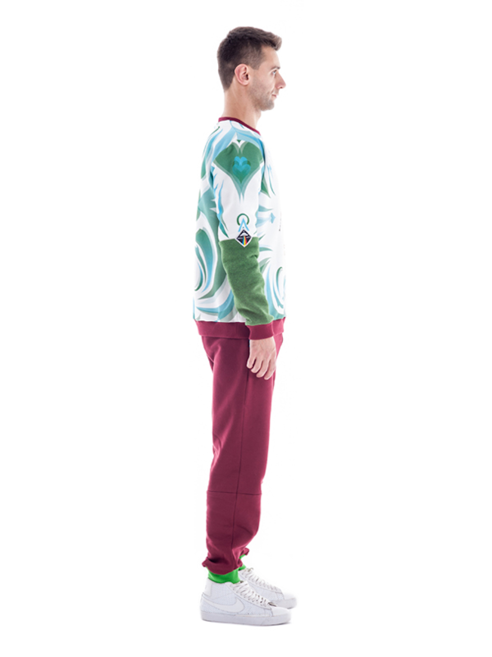 Carabus Sweatshirt (Green) - Okuaku
