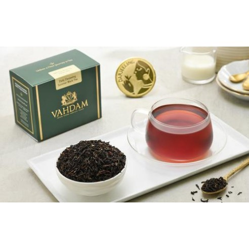 Daily Darjeeling Black Tea - Republika Smaków | JestemSlow.pl