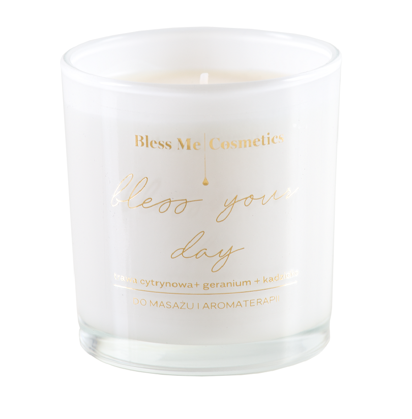 Świeca Bless Your Day - Bless Me Cosmetics