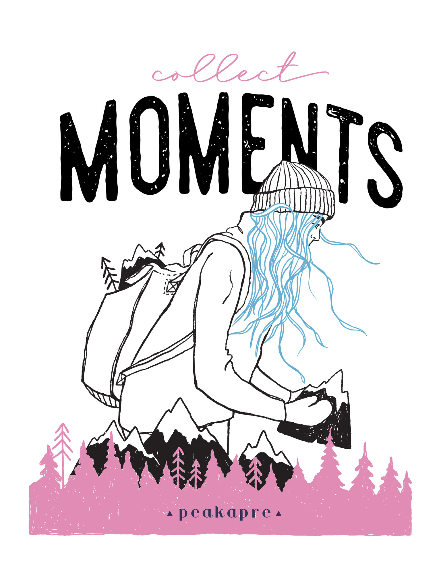 Collect Moments - not things ;)
