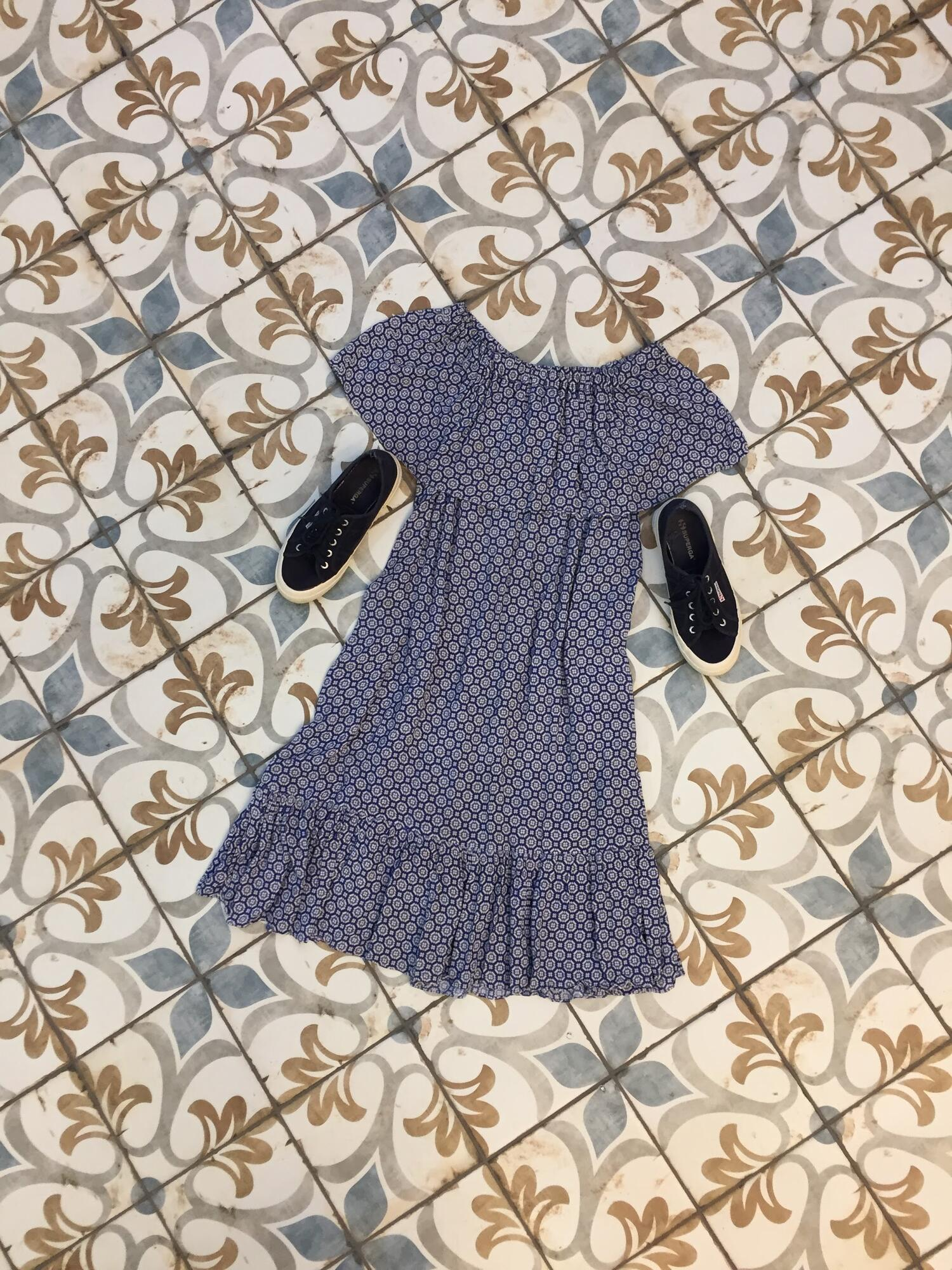 Sukienka  POLANKA - Vintage Store   JestemSlow.pl