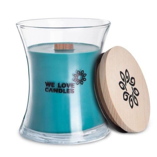 Świeca zapachowa Sandal Tree 300G - We Love Candles&We Love Beds   JestemSlow.pl