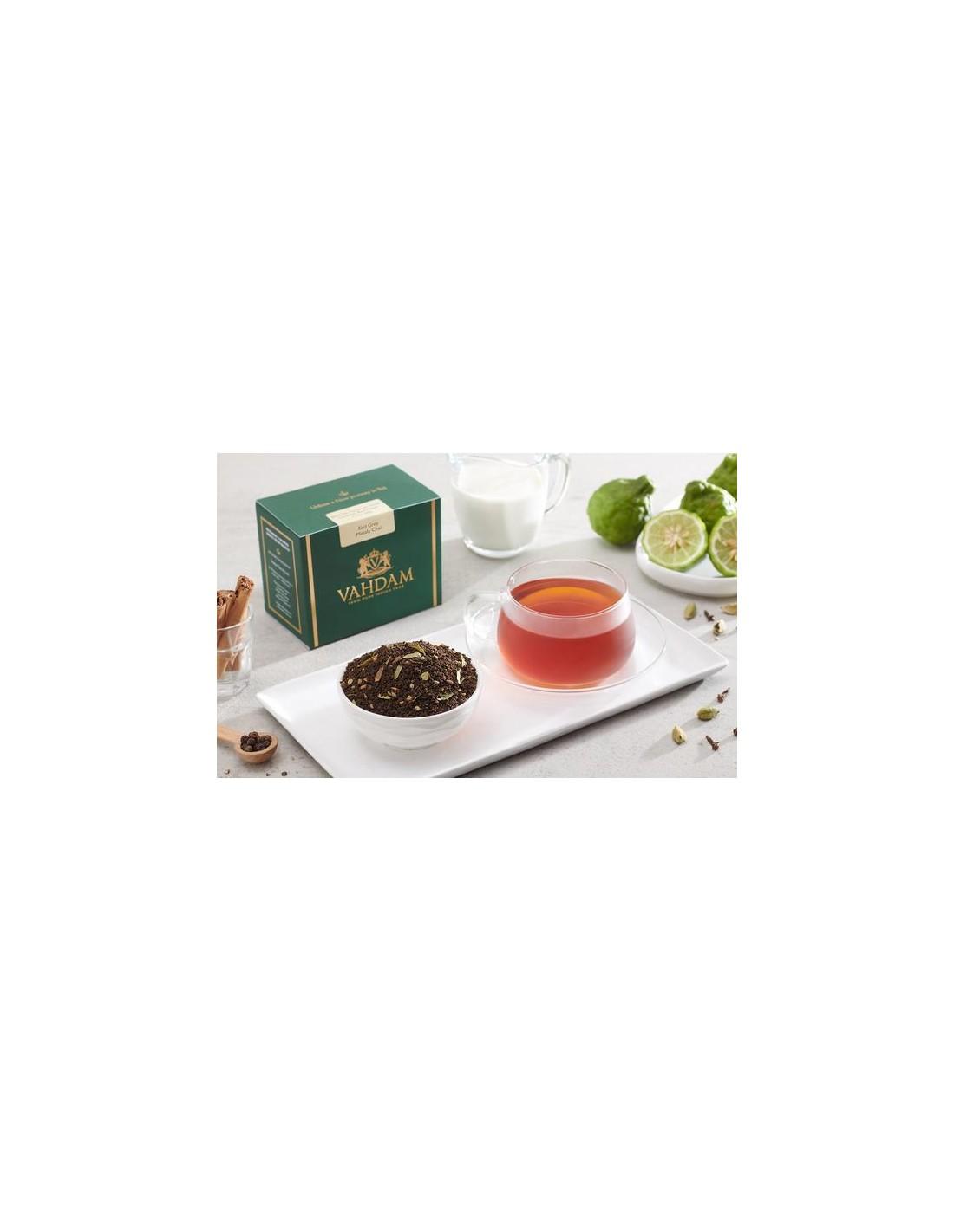 Earl Grey Spiced Chai Tea - Republika Smaków Sp. z o.o.
