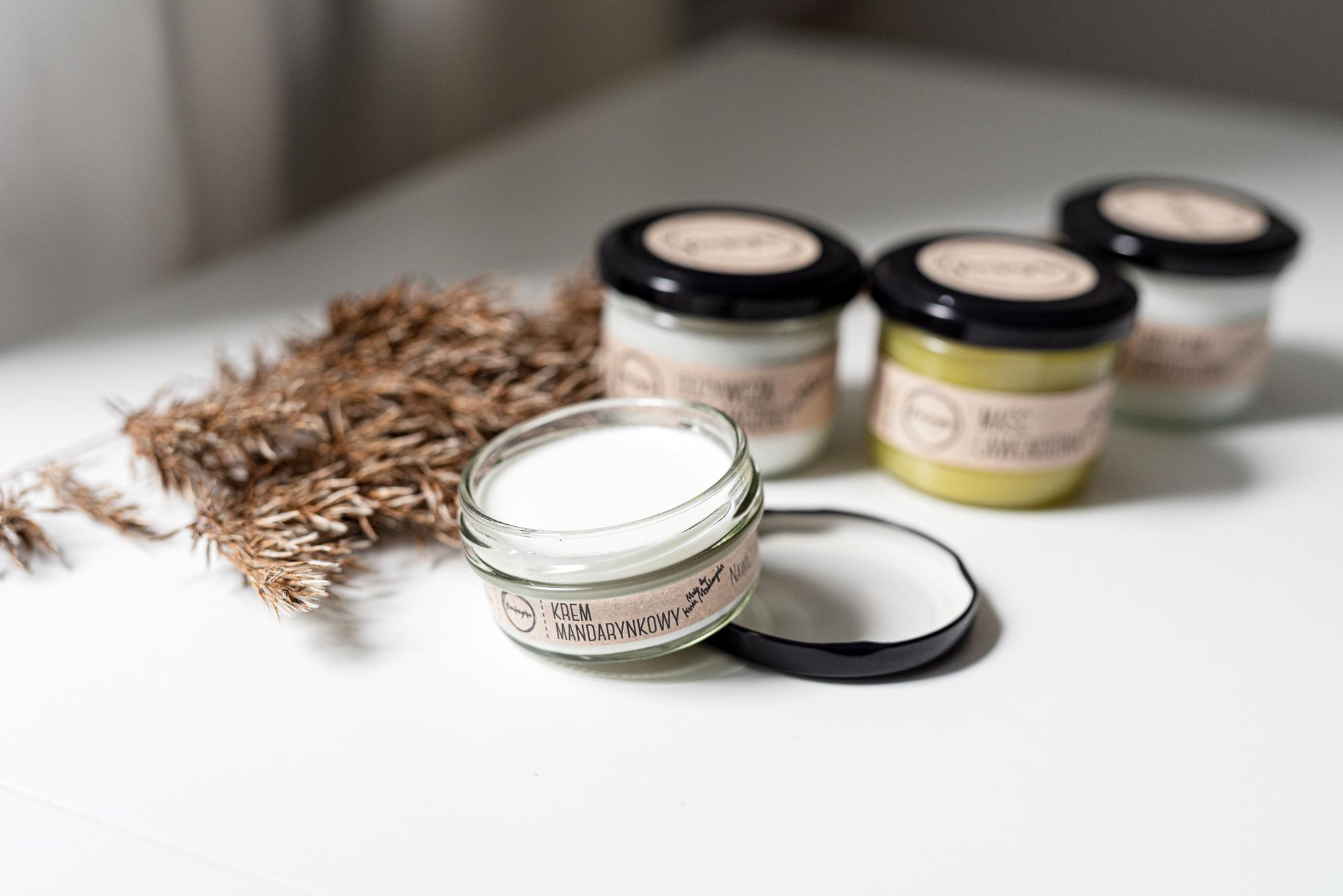 Balsam Kokosowy - Kasia Mandarynka - kosmetyki naturalnw