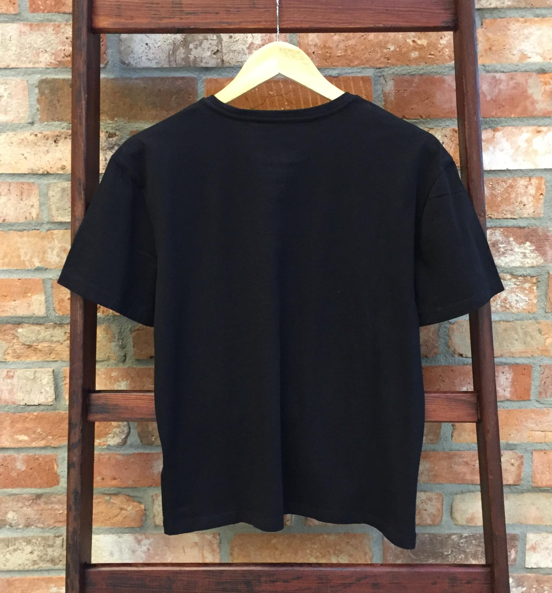 T-Shirt GAS czarny - Vintage Store   JestemSlow.pl