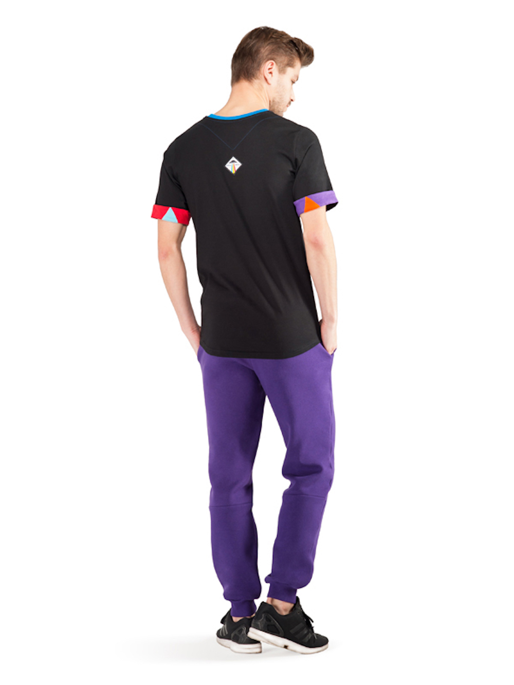 Crystal Skull Pocket T-shirt (Colour) - Okuaku