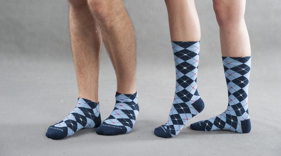 Kolorowe stopki - Fabryczna 2m3 - Takapara | JestemSlow.pl