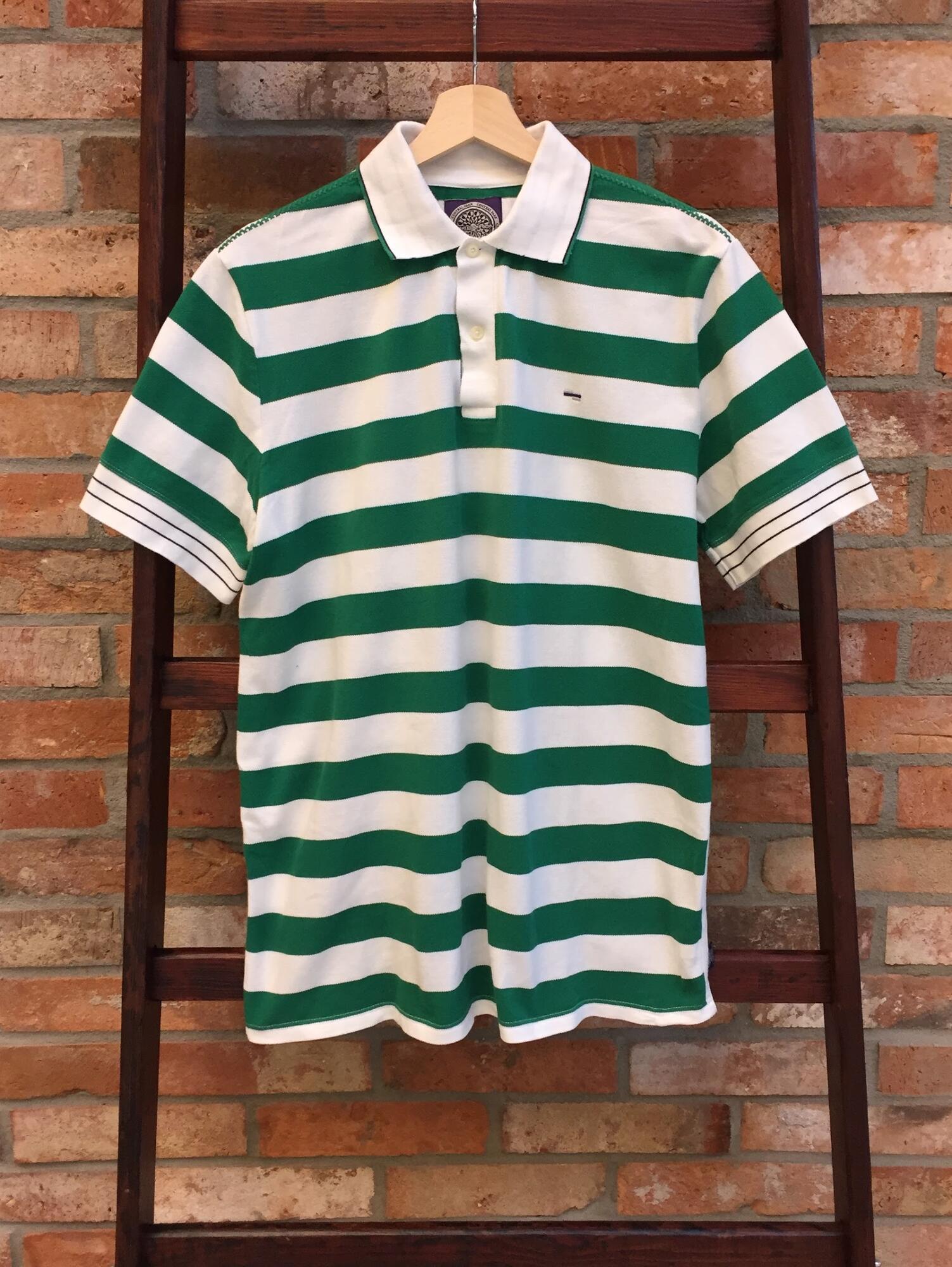 T-shirt polo BURTON - Vintage Store   JestemSlow.pl