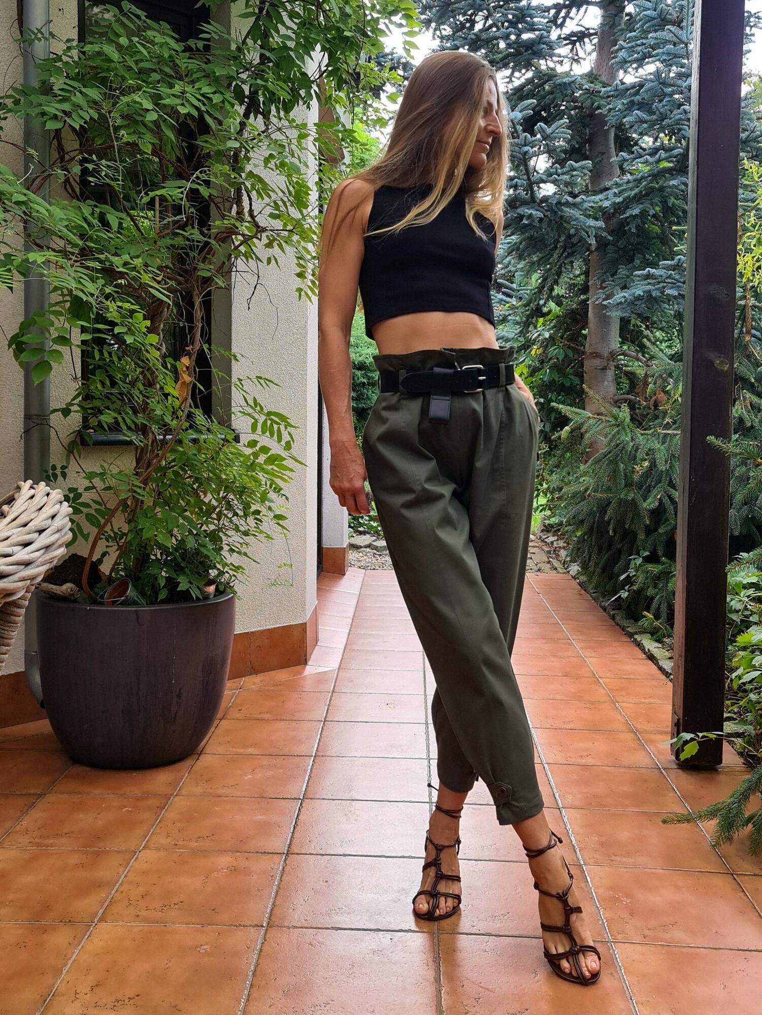 Spodnie Rosemary - Renegade   JestemSlow.pl