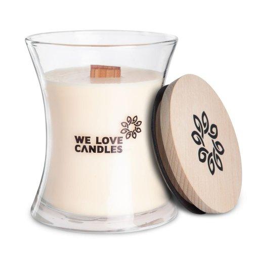 Świeca zapachowa Cotton Breath 300G - We Love Candles&We Love Beds | JestemSlow.pl