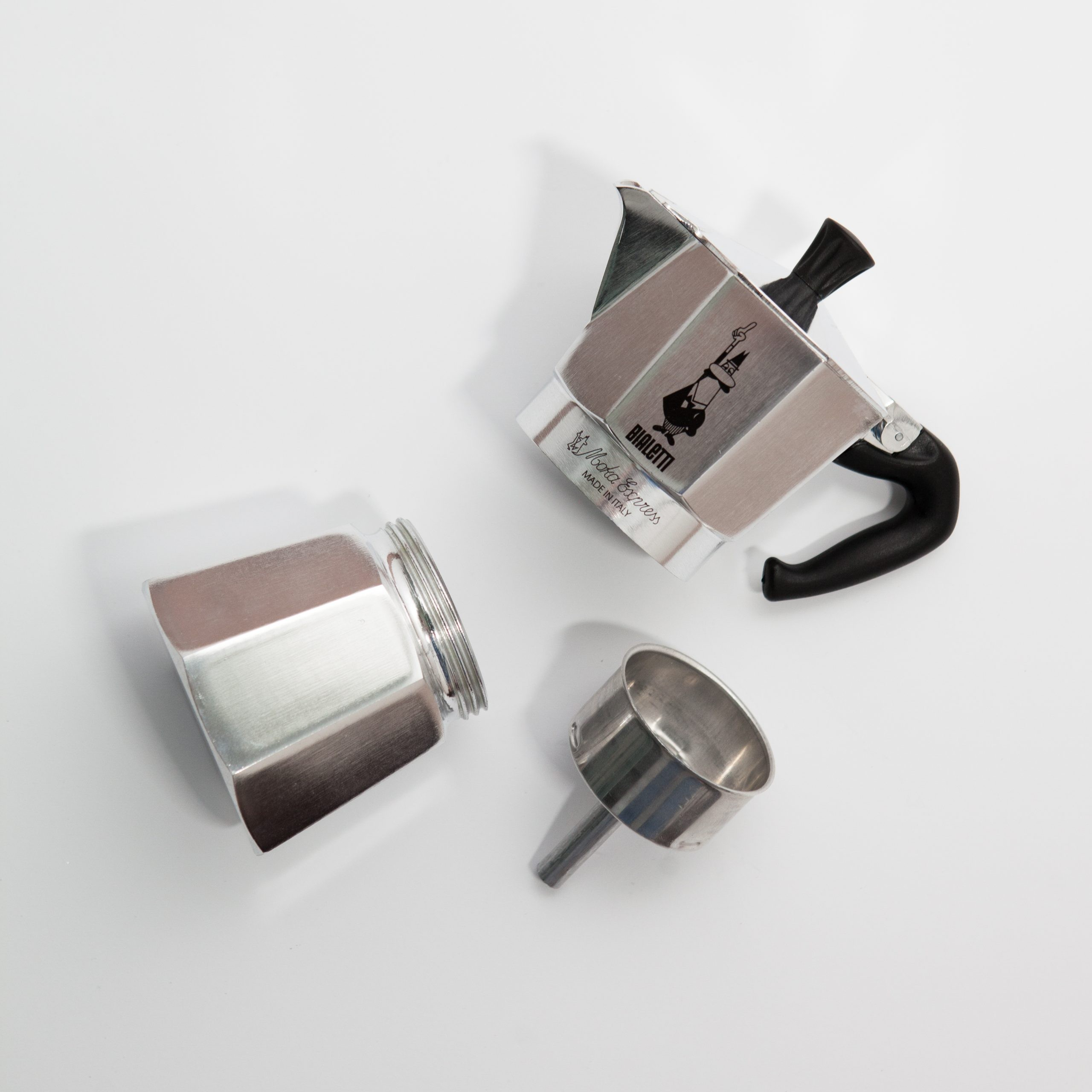 Bialetti Moka Express 4tz - Coffee Gang | JestemSlow.pl