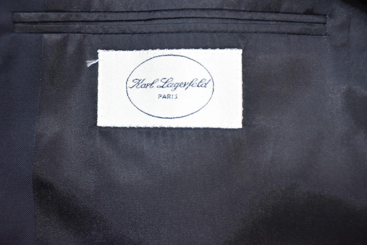 Marynarka vintage Karl Lagerfeld - PONOŚ SE vintage shop | JestemSlow.pl