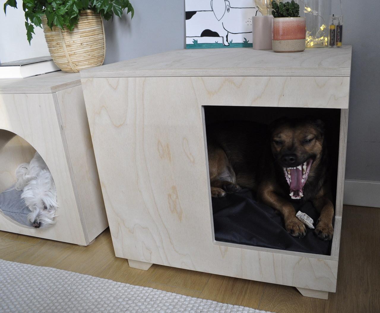 Domek dla psa lub kota/szafka Dreamy Nose - Dreamy Noses    JestemSlow.pl